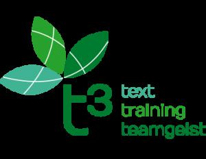 t3 – text. training. teamgeist.
